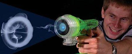 Zero Blaster – foršā dūmu pistole
