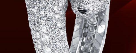 Neparasti Cartier gredzeni