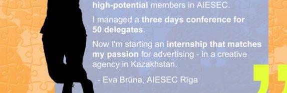AIESEC – pievienojies