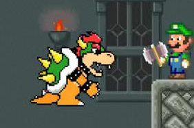 Super Mario – apskaties, ja gribi pasmieties ;)