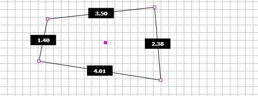 Kā vienkārši aprēķināt laukumu neregulārai ģeometriskai figūrai