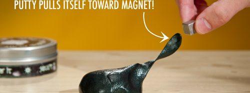 Magnētiskais plastalīns