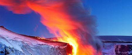 Vulkānu izvirdumi