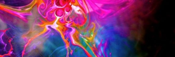 Košā krāsu eksplozija